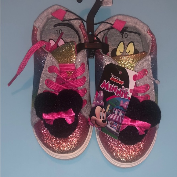 Disney Shoes   Girls Minnie Mouse